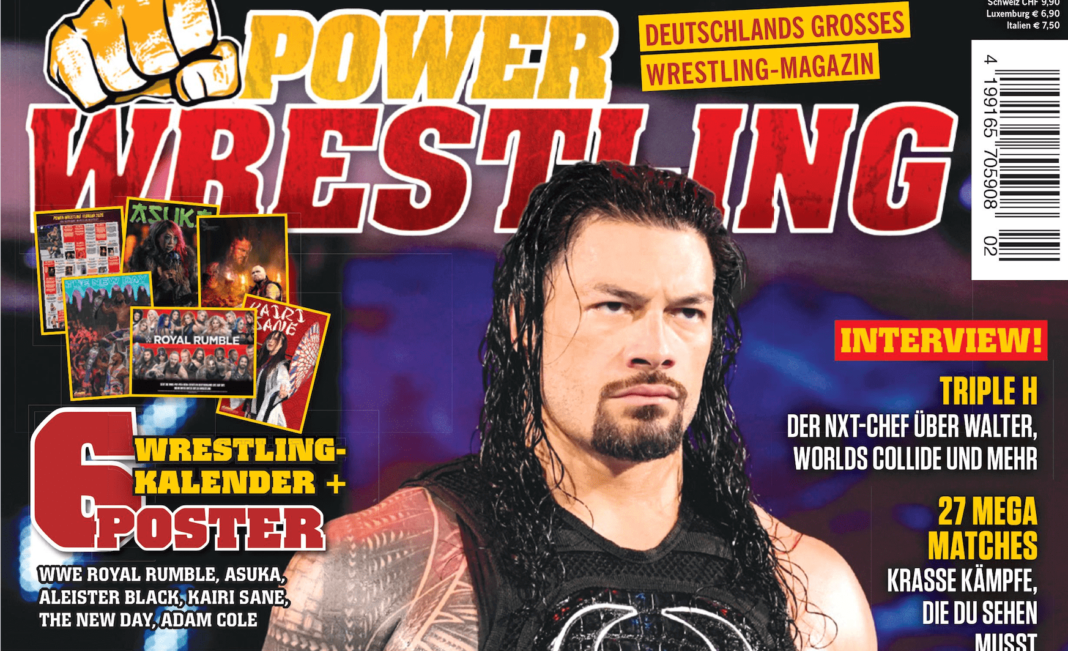 Power-Wrestling Februar 2020 - Preview