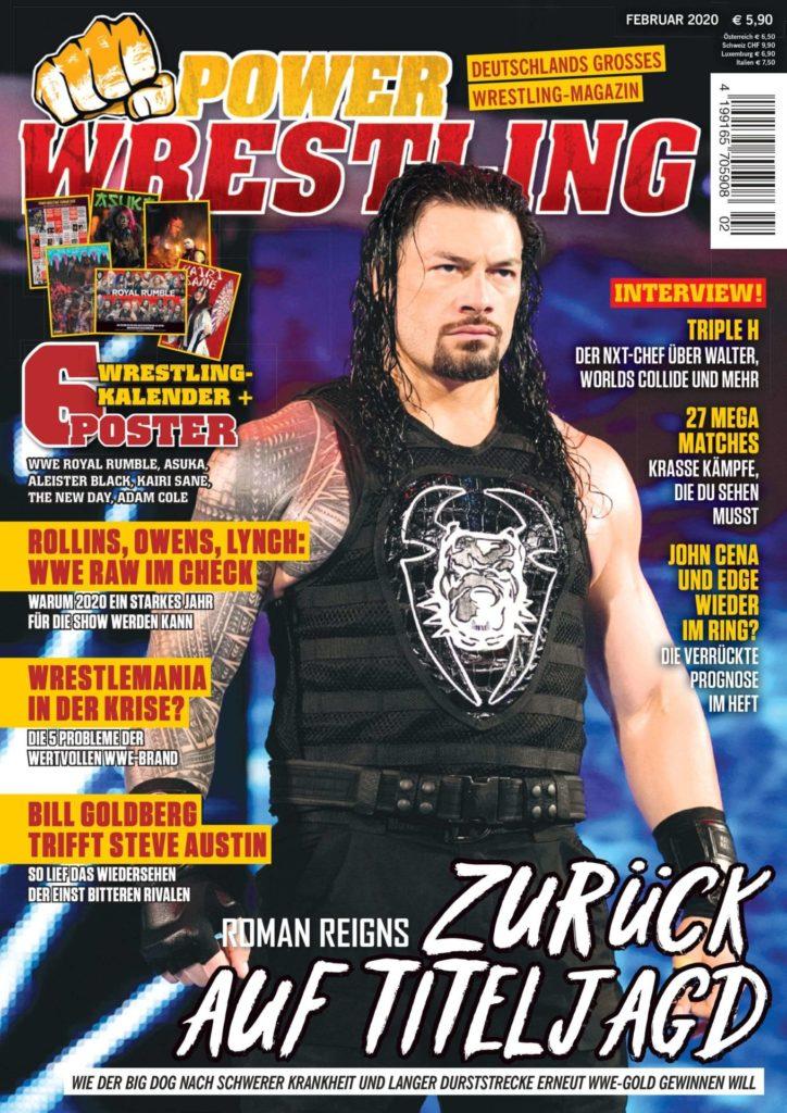 Power-Wrestling Februar 2020