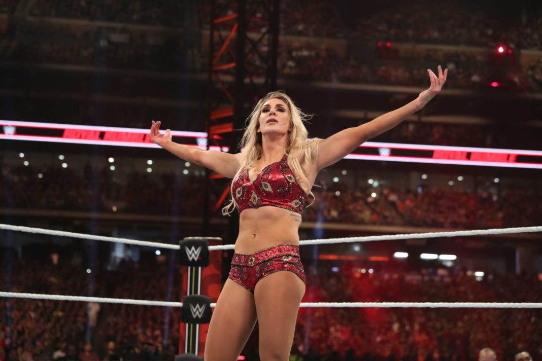 Charlotte Flair - (c) 2020 WWE. All Rights Reserved.