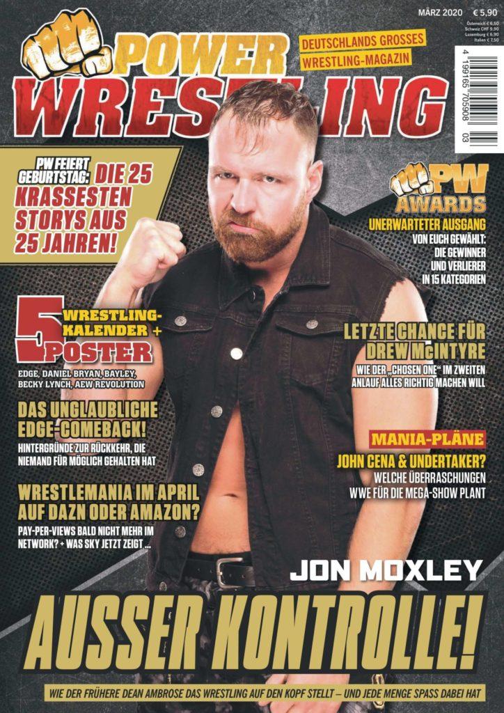 Power-Wrestling März 2020
