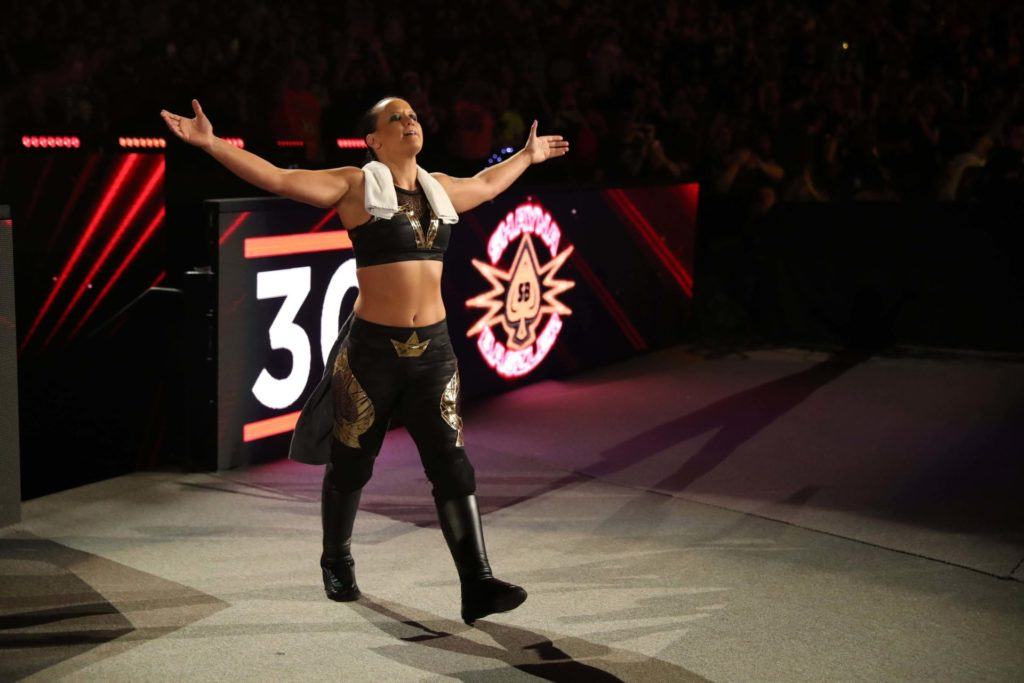 Shayna Baszler - (c) 2020 WWE. All Rights Reserved.