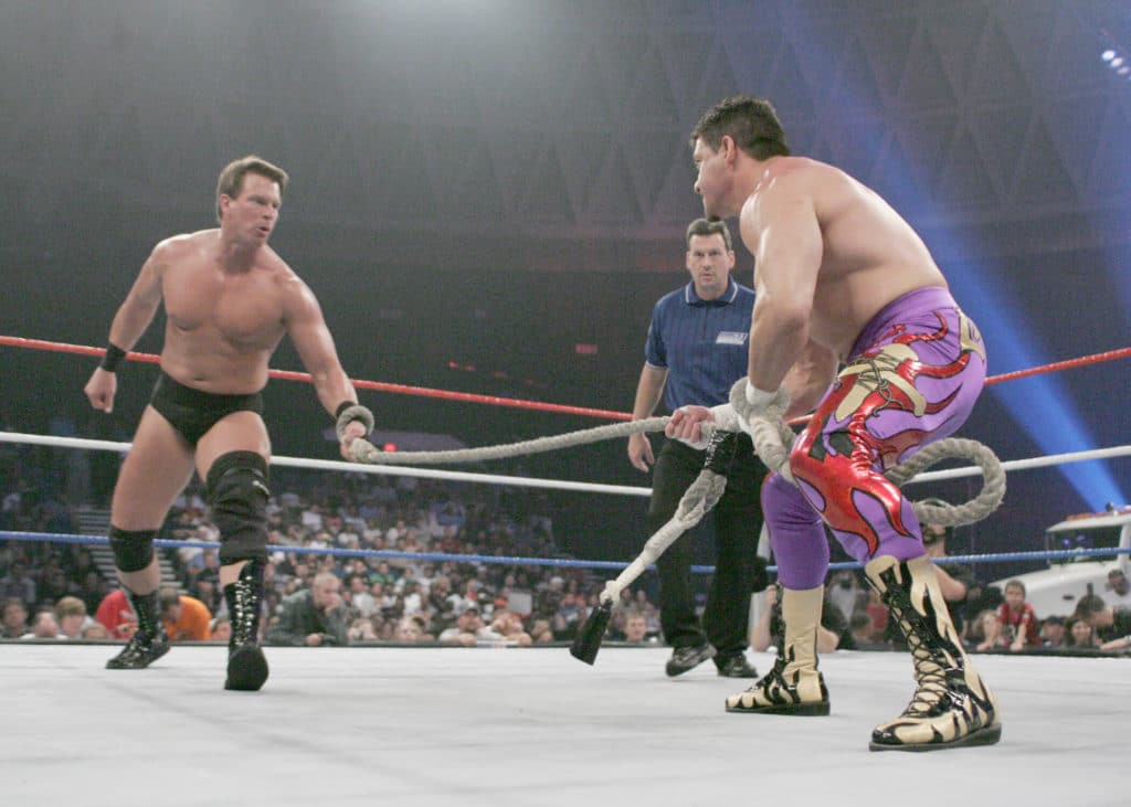 JBL vs. Eddie Guerrero