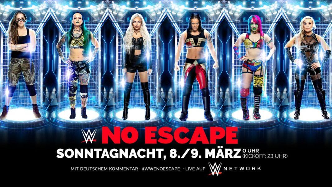 WWE No Escape 2020