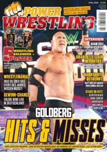 Power-Wrestling April 2020