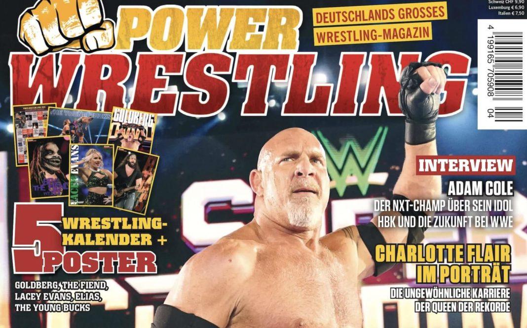 Power-Wrestling April 2020 - Vorschau