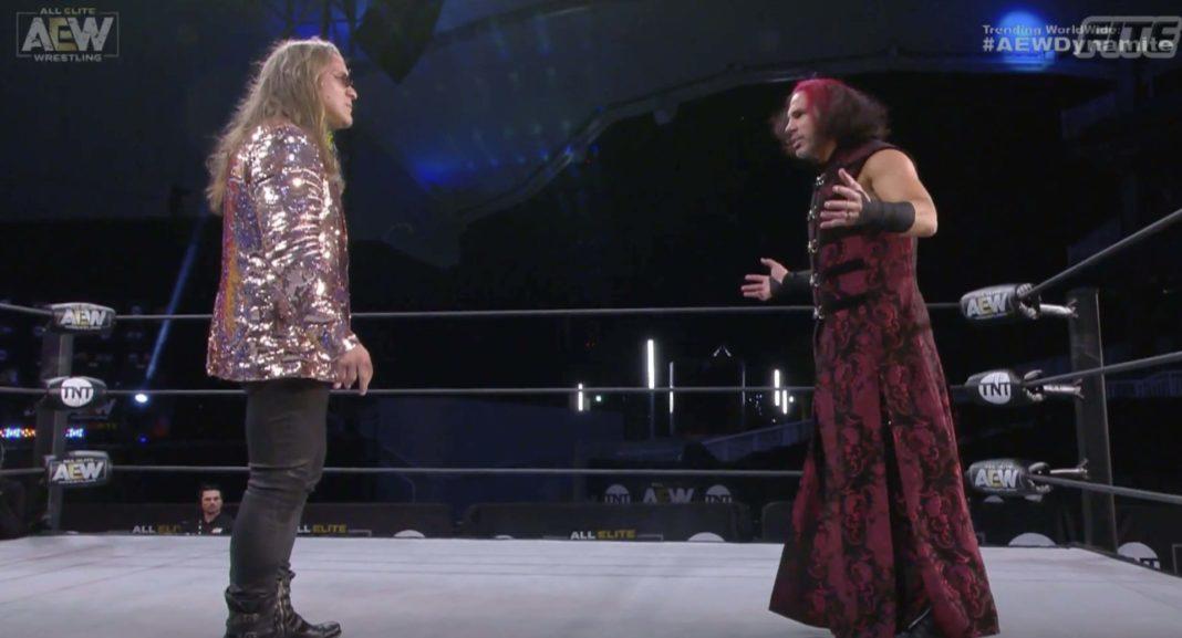 Chris Jericho vs. Matt Hardy - AEW