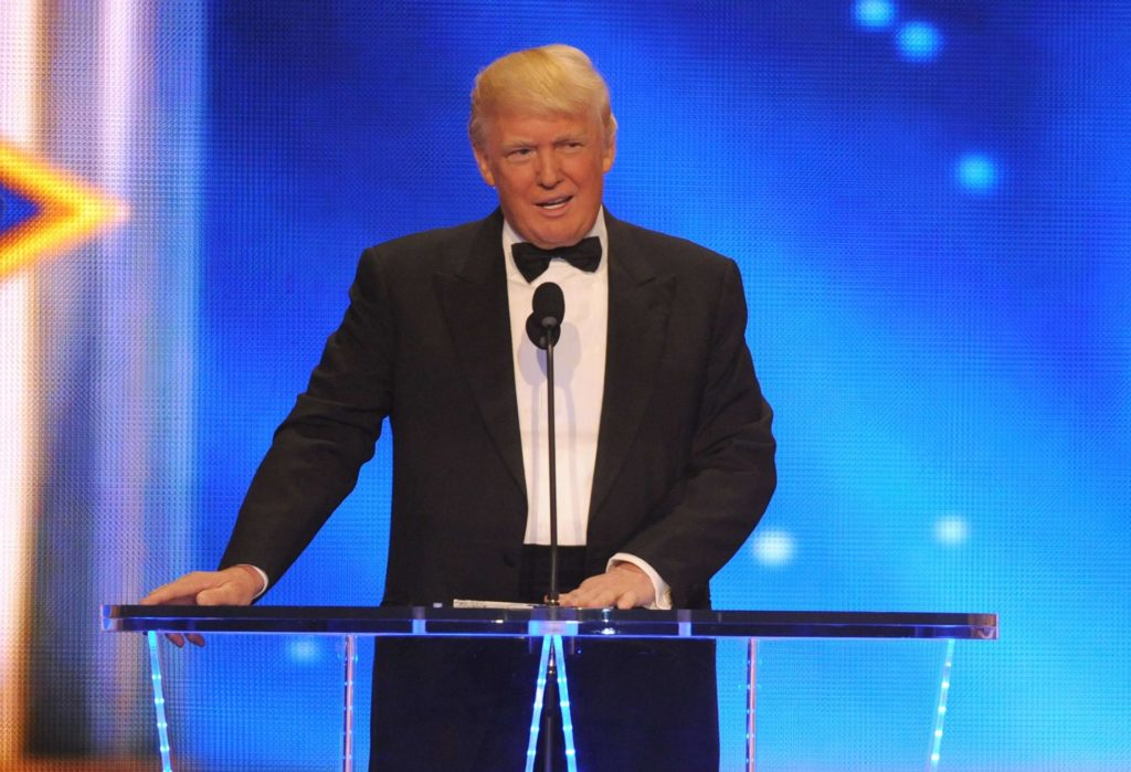 WWE Hall of Famer Donald Trump
