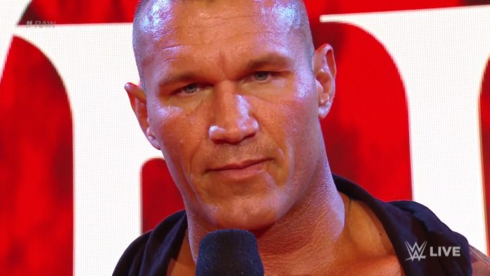 Randy Orton - (c) 2020 WWE. All Rights Reserved.