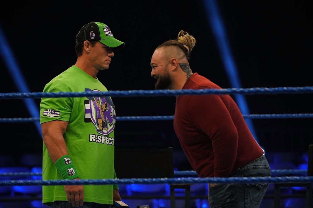 John Cena vs. The Fiend - (c) 2020 WWE. All Rights Reserved.