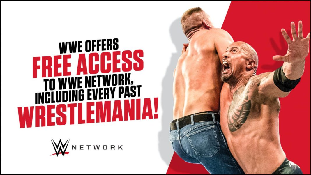 WWE Network for Free
