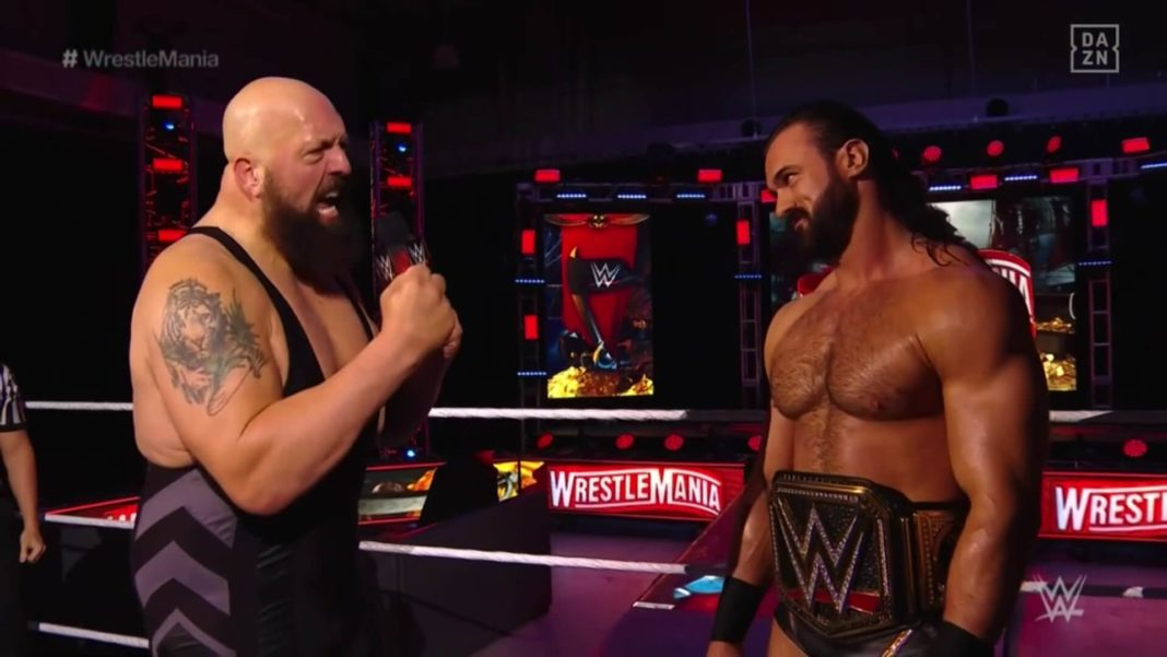 Big Show fordert Drew McIntyre - (c) 2020 WWE. All Rights Reserved.
