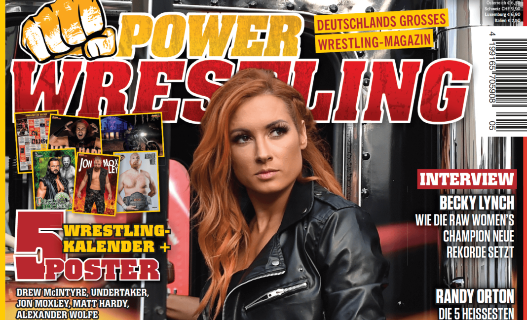 Power-Wrestling Mai 2020 - Preview