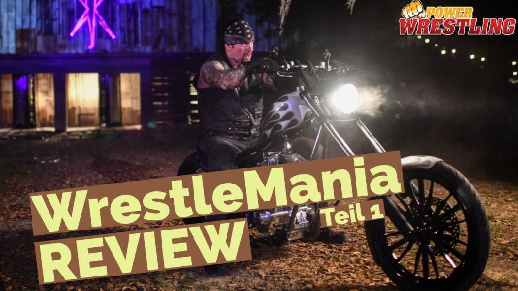 WrestleMania im Podcast