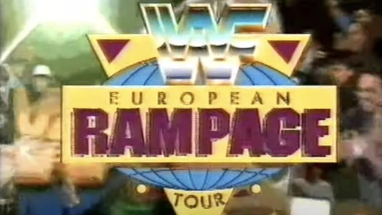 WWF European Rampage 1992