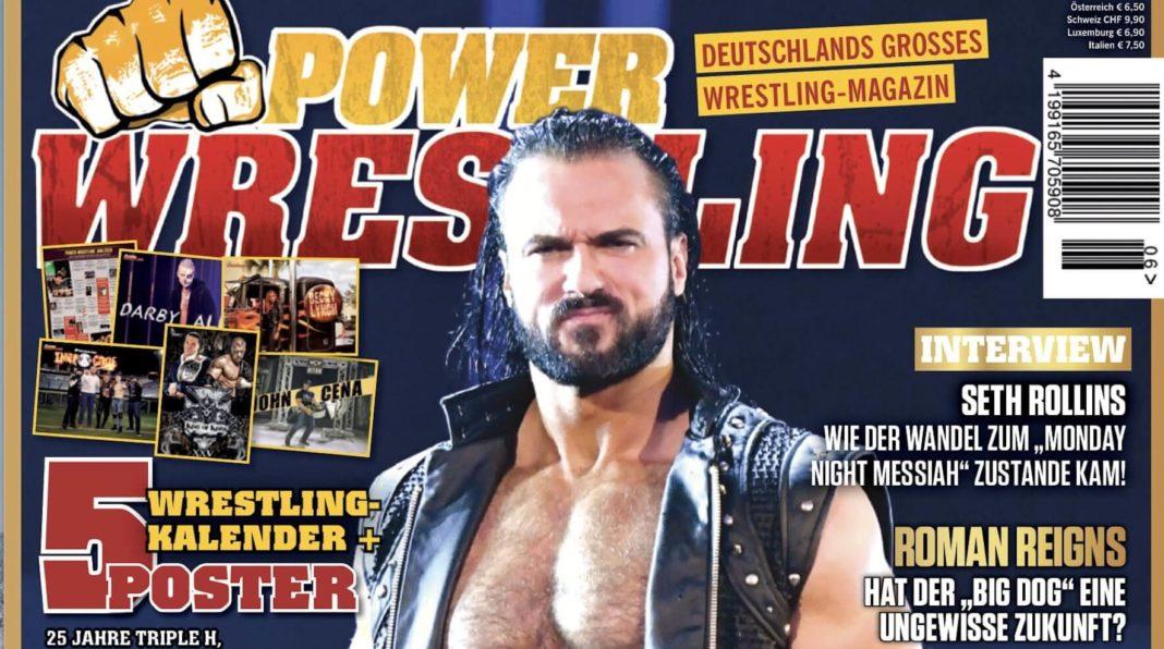Power-Wrestling Juni 2020 - Preview