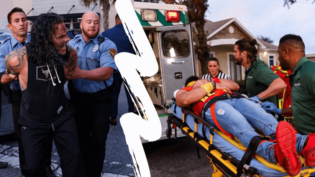 Elias angefahren, Jeff Hardy verhaftet - WWE SmackDown am 29.5.20 - Bilder: (c) 2020 WWE. All Rights Reserved.