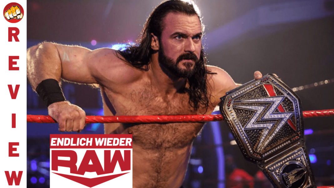 WWE Raw Review - 8.6.20