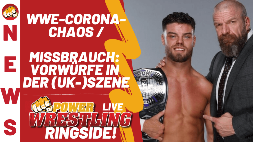 RINGSIDE! Wrestling-News-Podcast am 19. Juni 2020