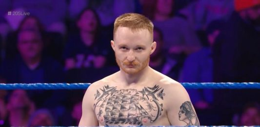 Jack Gallagher - (c) 2020 WWE. All Rights Reserved.