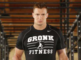 NFL-Legende mit WWE-Erfahrung: Rob Gronkowski (Foto: (c) 2020 WWE. All Rights Reserved.)
