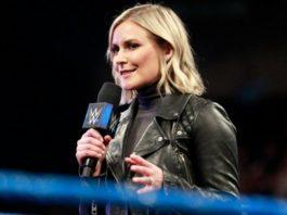 WWE-Moderatorin Renee Young