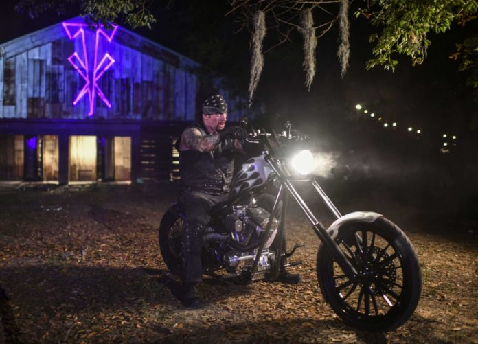 The Undertaker - Foto: (c) 2020 WWE. All Rights Reserved.