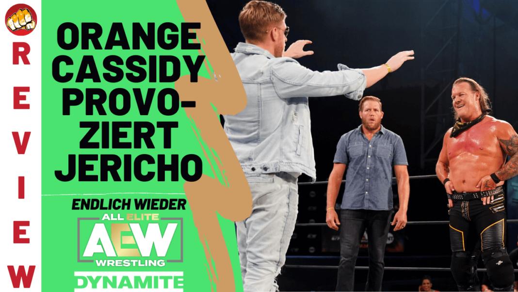 AEW Dynamite - das Podcast-Review zur Ausgabe vom 3. Juni 2020