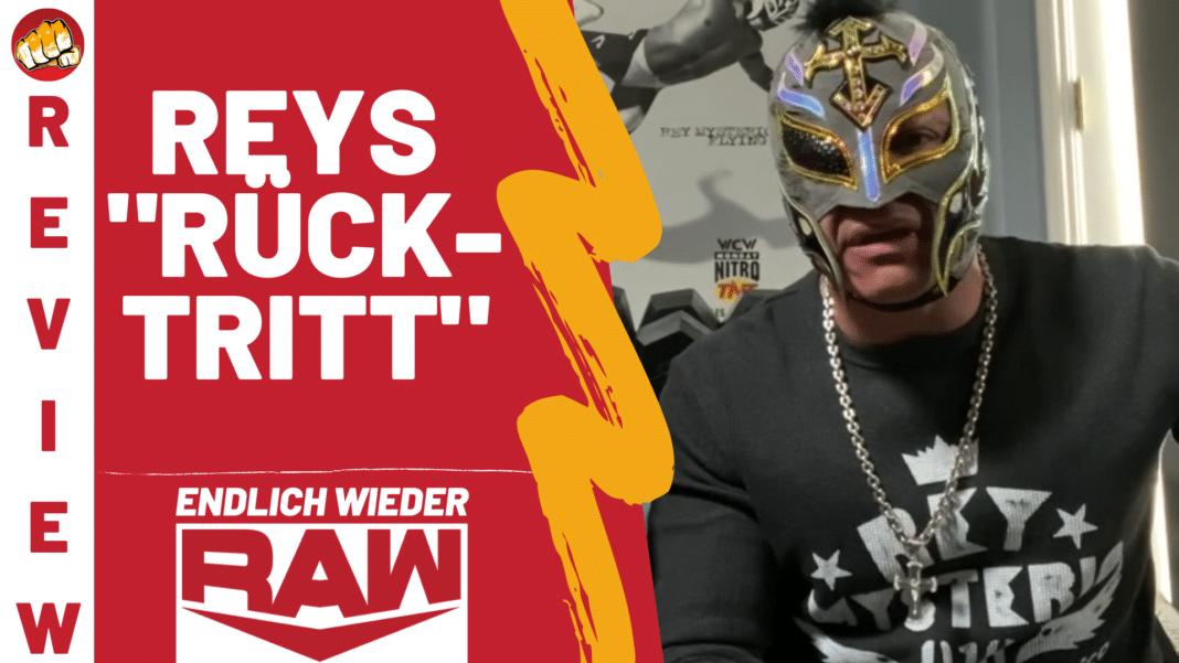 WWE Raw Review im Podcast - Folge vom 2. Juni 2020
