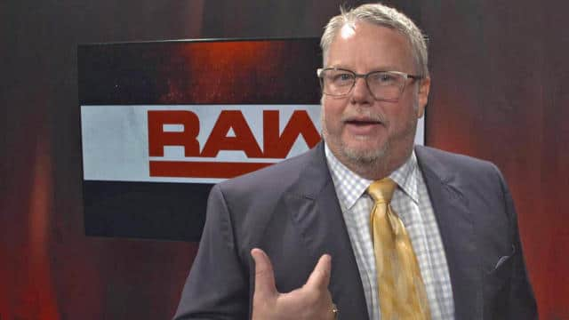 Bruce Prichard - Bild: (c) 2020 WWE. All Rights Reserved.