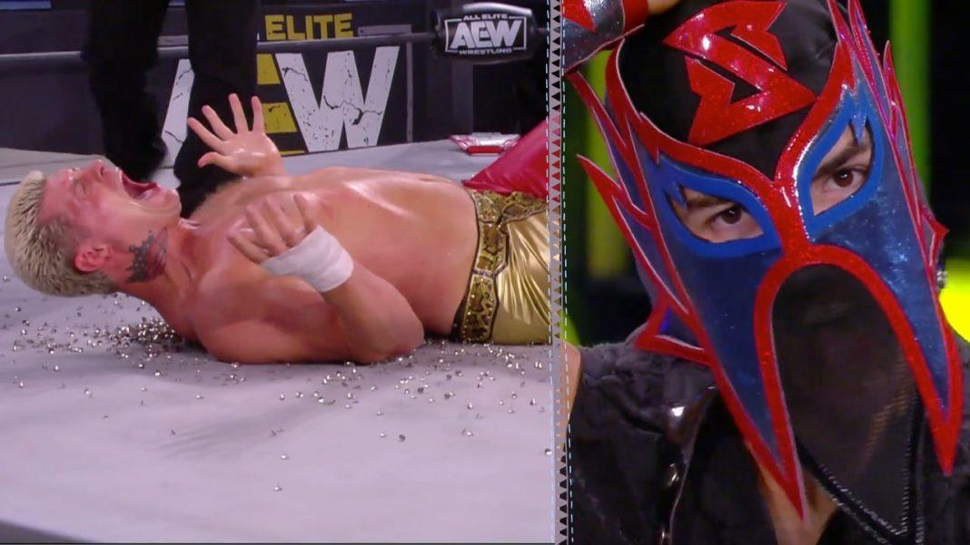 Blut, Überraschungen, Wrestling: AEW Dynamite vom 22. Juli 2020