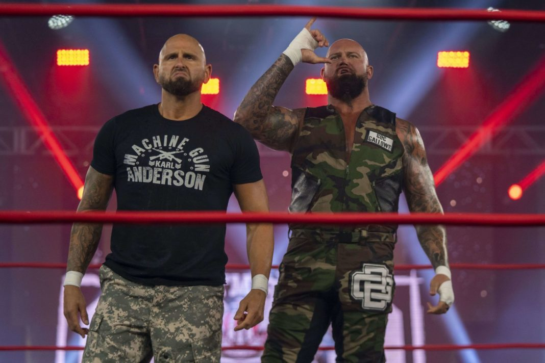 The Good Brothers: Karl Anderson & Doc Gallows - Bild: 2020 IMPACT Wrestling