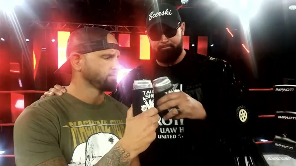 The Good Brothers: Karl Anderson & Luke Gallows