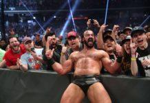 Drew McIntyre gewinnt den WWE Royal Rumble 2020 - (c) 2020 WWE. All Rights Reserved.