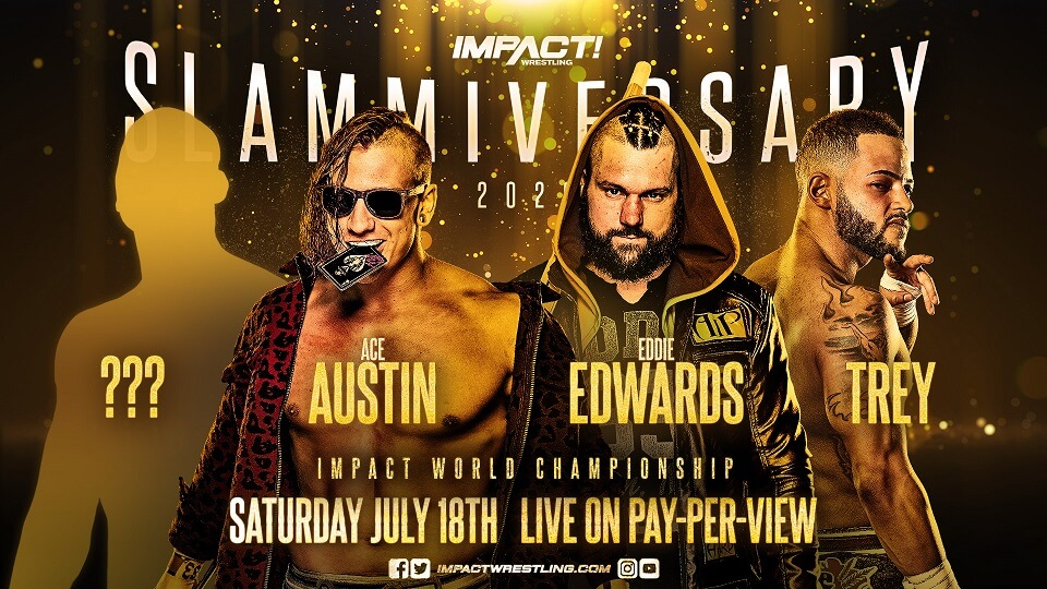 Wer ist der vierte Mann im Main Event von IMPACT Wrestling Slammiversary 2020?