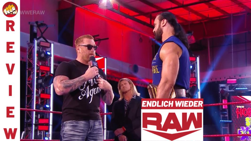 WWE Raw vom 6. Juli 2020 im Podcast-Review