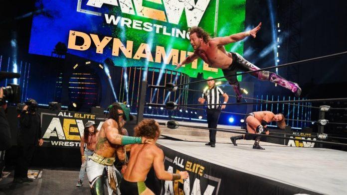 AEW-Superstar Kenny Omega - Bild: Lee South, AEW