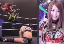 WWE NXT Superstar Io Shirai