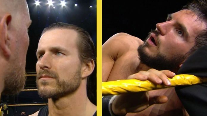 WWE NXT vom 19. August 2020 - (Bilder: (c) 2020 WWE. All Rights Reserved.)
