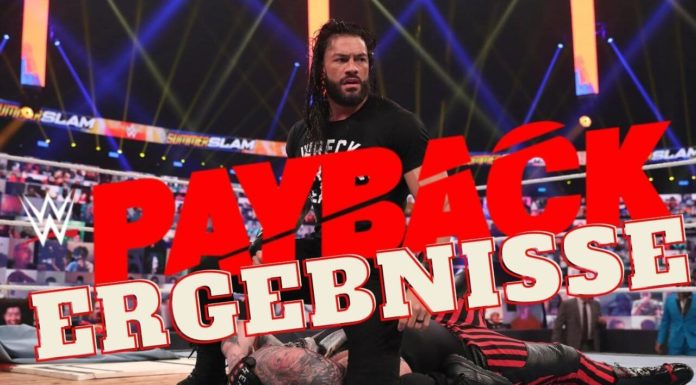 WWE Payback - (c) 2020 WWE. All Rights Reserved.