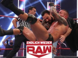 WWE Raw Podcast zur Folge vom 17. August 2020 - Bild: (c) 2020 WWE. All Rights Reserved.