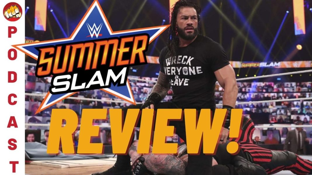 WWE Podcast zum SummerSlam 2020