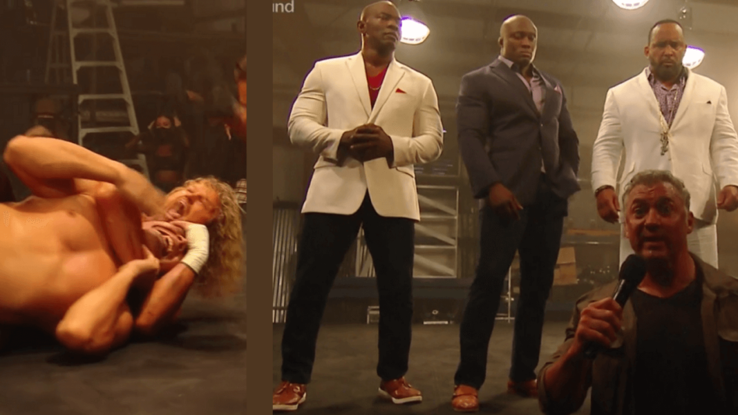 WWE Raw vom 3. August 2020 - (c) 2020 WWE. All Rights Reserved.