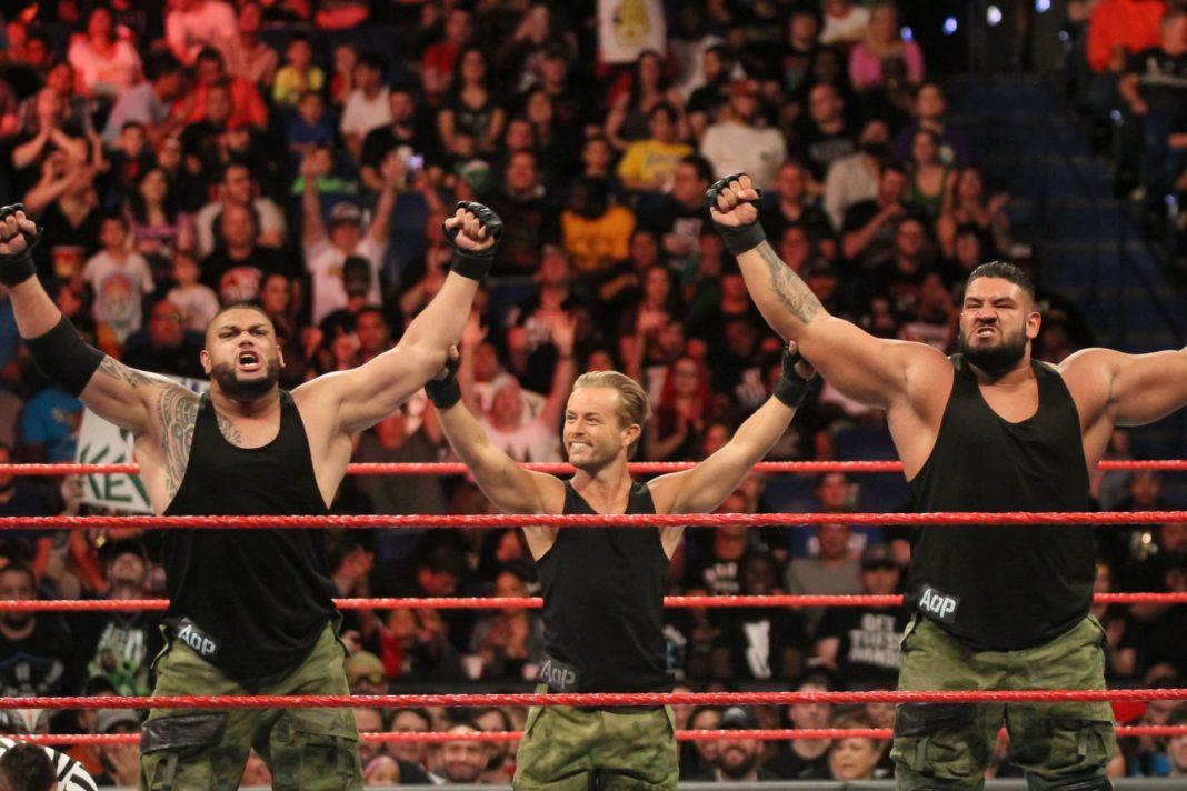 AOP sind von WWE entlassen worden