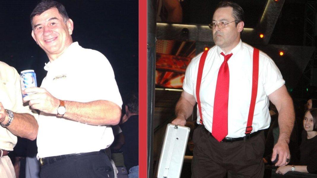 Gerald Brisco und IRS sind von WWE entlassen worden