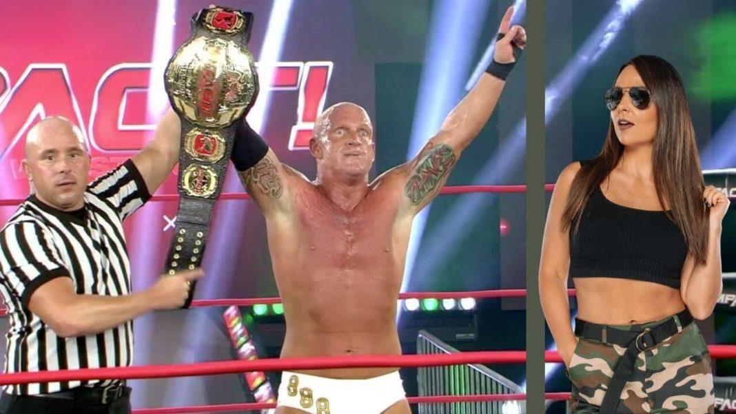 IMPACT Wrestling am 1. September 2020