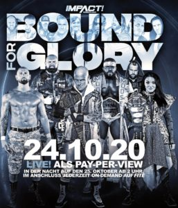 IMPACT Bound for Glory 2020
