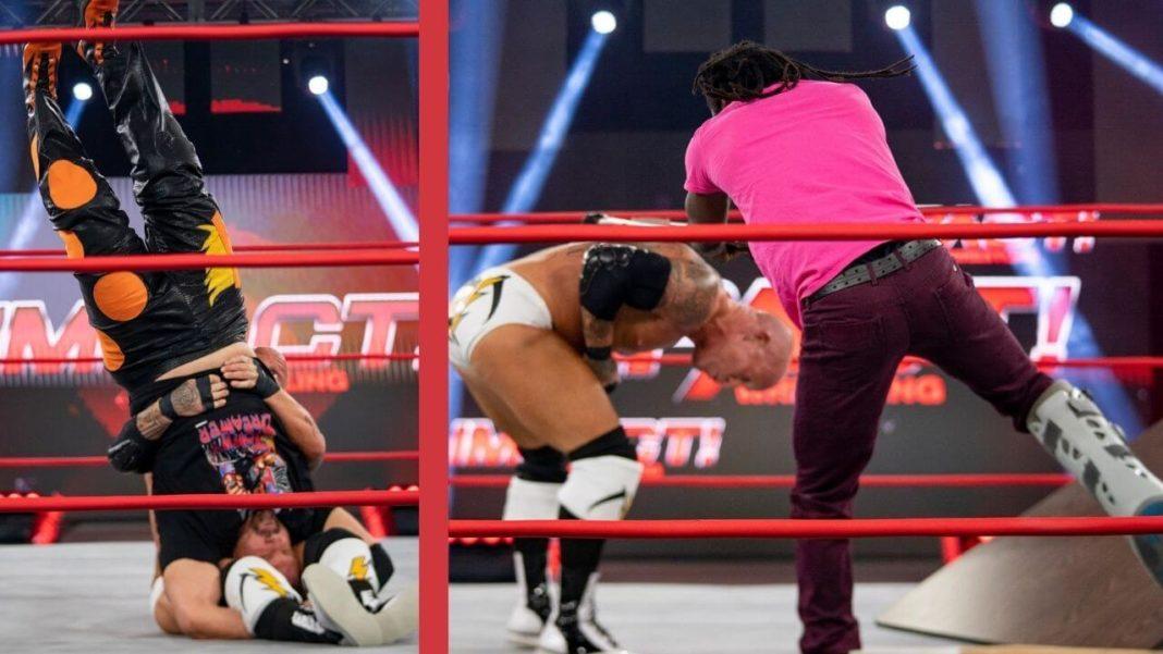 IMPACT Wrestling am 8. September 2020
