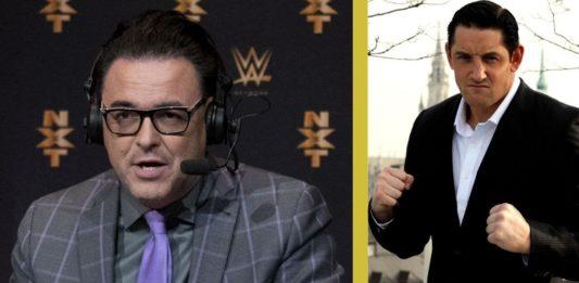 Mauro Ranallo geht, Wade Barrett könnte einsteigen (Bilder: (c) WWE und Sky)