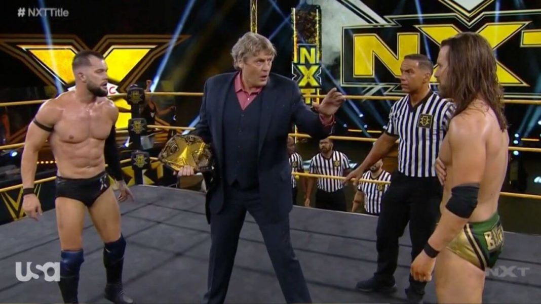 Titel-Chaos beim WWE NXT Super Tuesday - (c) 2020 WWE. All Rights Reserved.