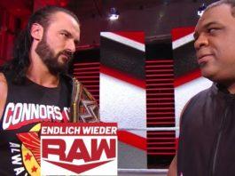 Der Podcast zur WWE Raw-Ausgabe vom 14. September 2020